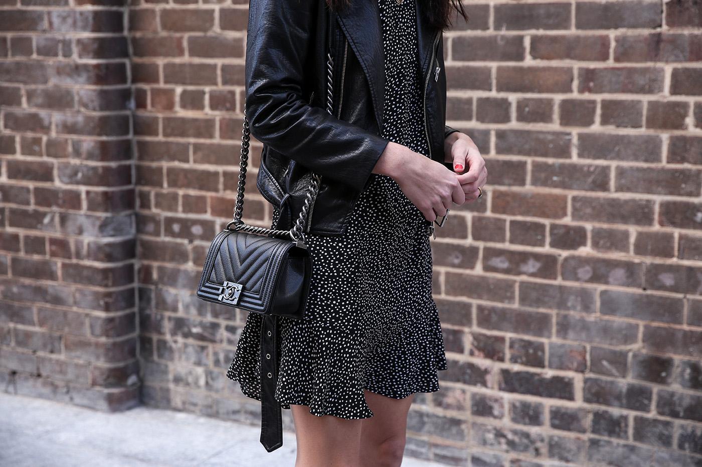 4ca69c822417 Chanel Boy Bag Review | Mademoiselle | A Minimalist Fashion Blog