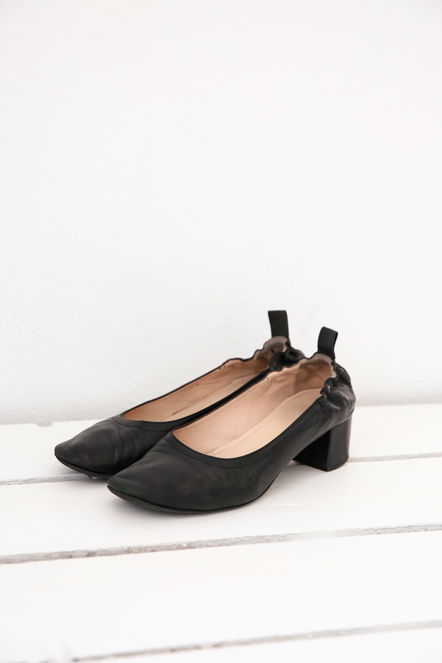 3e455742d14 Updated Everlane Day Heel Review after more than 12 months of wear