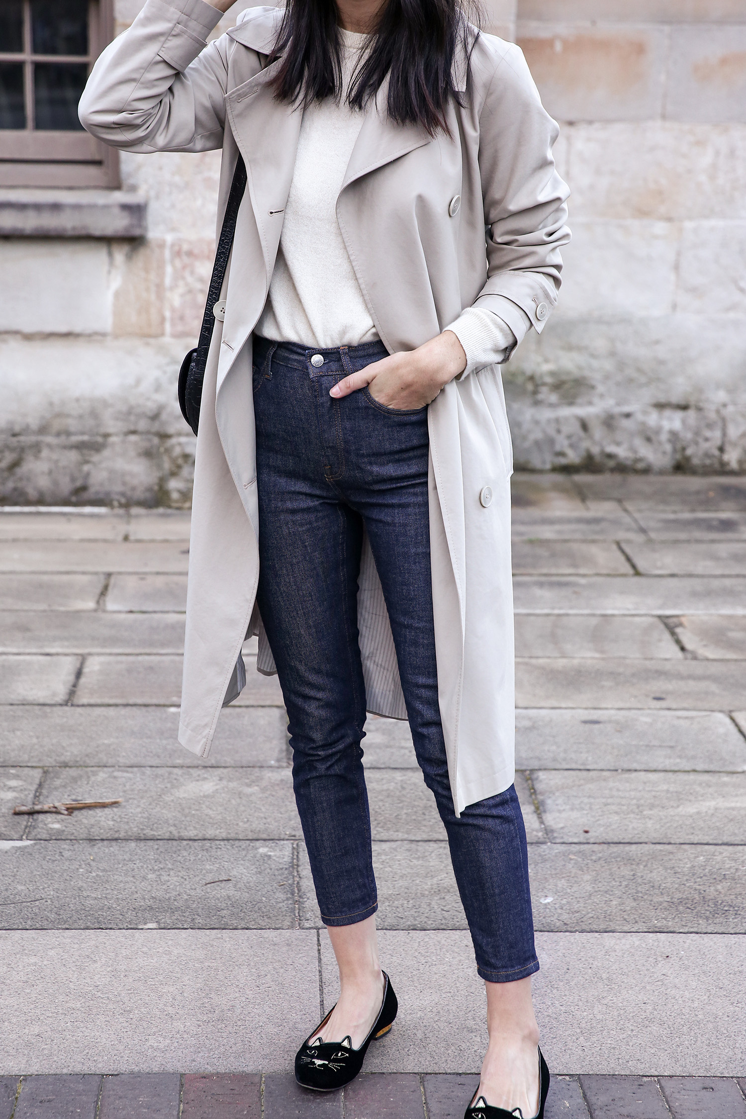 How to dress like a Parisian | Mademoiselle | A Minimalist